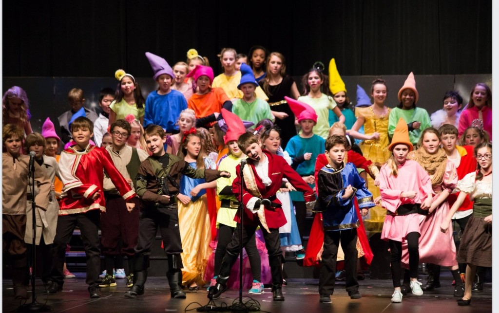 Building Character Elementary School Play