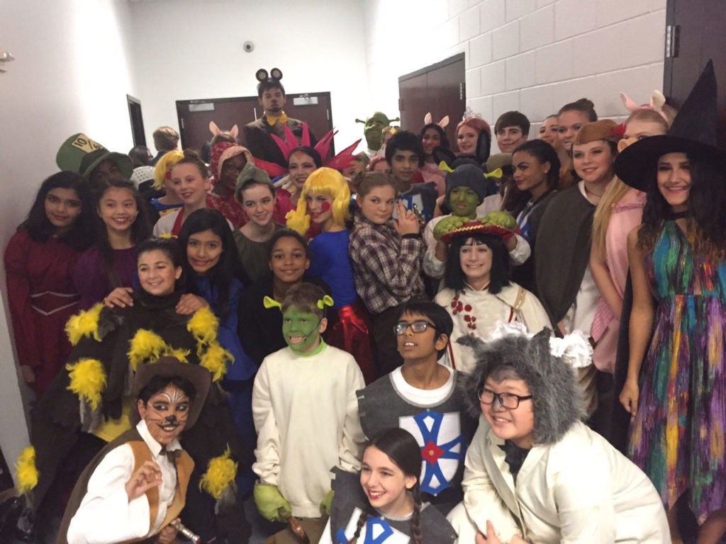 Shrek the Musical - School Play Production/Director