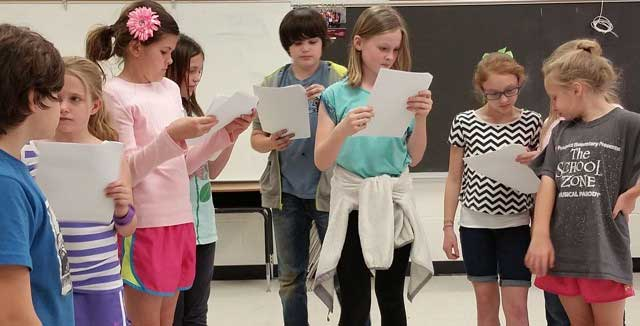 Audition Class for Kids & Teens: Atlanta TV & Film Industry
